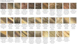 Loreal Organization Chart Hairstyles Brunette Hair Color Charts Exciting Ash Brown