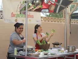 The Garden Kitchen Tucson Garden Kitchen Cooking Demonstration The University Of
