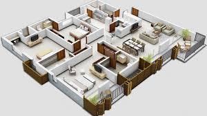 home design modern house floor plan awesome 3d floor plans