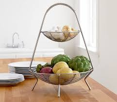 View in gallery Two-tier fruit basket