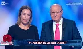 Massimo Boldi e Irene Fornaciari insieme a Italia Sì: prima ...