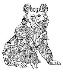 Mandala Da Colorare Con Animali Org Con Mandala Animali Da Colorare