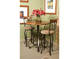 Powell Furniture Dining Room 3 PC Hamilton Pub Set 1 697 404