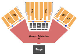 Verizon Wireless Amphitheater Seating Chart Irvine Irvine Amphitheater Concerts