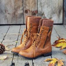 shoes boots brown fall outfits zip brown boots combat boots brown leather boots fall outfits brown