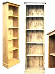dark wood bookcase dark wood bookcase lovely tall details about solid pine on throughout with glass doors dark wood bookcase with glass doors