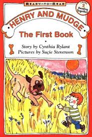 the first book by cynthia rylant and sucie stevenson this clic series of easy readers features stories about a boy named henry and his dog mudge