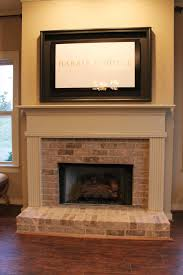 modern fireplace remodel before and after