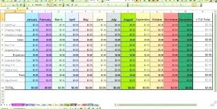 Inventory Spreadsheet Sample Retail Inventory Tracker Excel Template