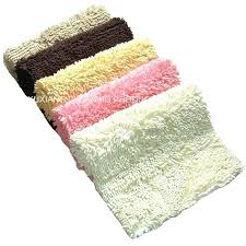 bath rugs chenille bathroom popular lots vintage rug towels and cotton
