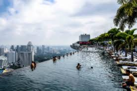 infinity pool singapore. Singapore Hotel Infinity Pool On Roof Best Image Voixmag