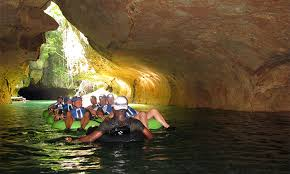Image result for Belize city cave tubing