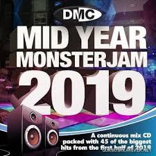 Dmc Mid Year Monsterjam 2019 Mixed By Allstar 25 June