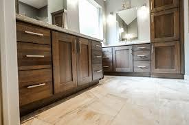 Dark Bathroom Cabinets Dark Wood Bathroom Dark Wood Bathroom Cabinets On Time Baths Kitchens