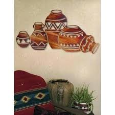 southwest outdoor decor southwestern wall decor southwestern wall art pottery honey pinion steel wall art decor southwest outdoor decor  on southwestern wood wall art with southwest outdoor decor this listing is for a wood wall art