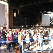 concert seat view for ak chin pavilion section 205 row cc