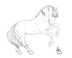 Pony Drawing Free Download On Ayoqq Cliparts