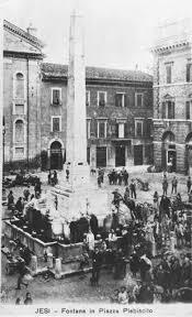Jesi: «Ma dove stava esattamente la fontana dei leoni?» - Jesi -  CentroPagina - Cronaca e attualità dalle Marche