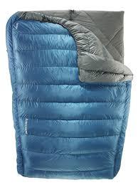 Golite Ultralite 3-Season Sleeping Quilt - Baltic/Grease, Regular ... & Therm-a-Rest Vela Down Quilt Adamdwight.com