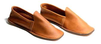 mens leather house slippers mercantile leather house shoes brown mens leather sole house slippers