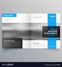 Stylish Magazine Cover Page Template Design