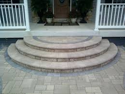 paver patio steps patio stairs with landing google search install paver patio steps building paver patio steps