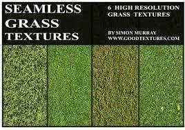 Free Seamless Green Grass Textures