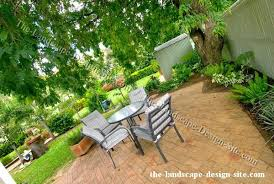 Small Picture Small Shady Patio Garden Design