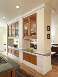 Open kitchen design Modular Kitchen Image Result For Semi Open Concept Kitchen Pinterest Image Result For Semi Open Concept Kitchen Modern Kitchens