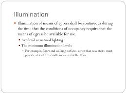 10 illumination illumination