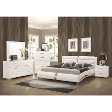 Shop Strick & Bolton Nash 6-piece White Bedroom Set - On Sale - Free ...