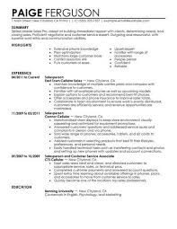 Resume Example For Retail Best of Professional Retail Resume Examples Tierbrianhenryco
