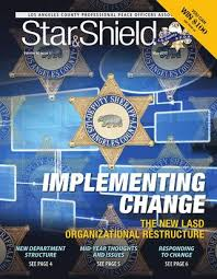 Lasd Force Options Chart Star And Shield May 2013 By Mark Vidal Issuu