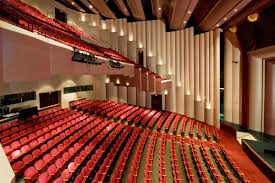 Cullen Performance Hall Seating Chart