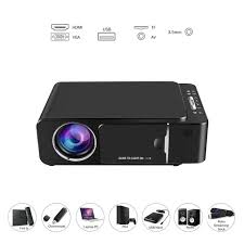 <b>VIVICINE 1280x720p Portable</b> HD Projector,Option Android 7.1 ...