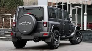 jeep wrangler 4 door black. chelsea truck company black hawk jeep wrangler sahara 28 diesel 4dr 4 door