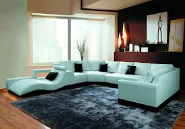 modern sectional sofa. Modern White Eco Leather Sectional Sofa VG64 Modern Sectional Sofa
