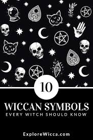 Wiccan Symbols And Meanings Chart 10 Wiccan Symbols Every Witch Should Know