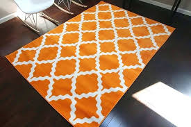 orange zebra rug 8x10 newest decor ideas of area rugs and simple with geometric modern contemporary orange 8x10 outdoor rug