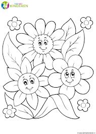 Goed Kleurplaat Beterschap Bloemen Kleurplaat 2019