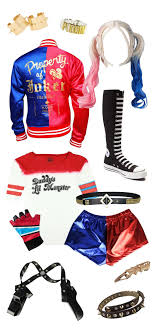 harley quinn costume ideas diy luxury save this squad diy tutorial to learn how to