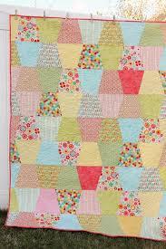 Tumbler Quilt Pattern