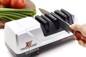 The Best Electric <b>Knife Sharpeners</b> for <b>Easy</b> Maintenance - Bob Vila