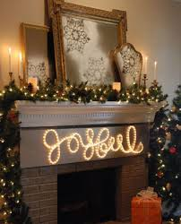 31 Gorgeous Indoor Decor Ideas With Christmas Lights Digsdigs