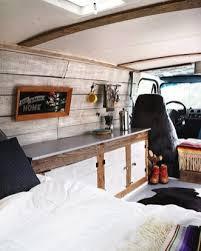 Van Interior Design Custom Design