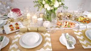 Christmas Table Setting Kmart Christmas Table Setting Youtube