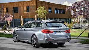 BMW 5 Series bmw 5 series touring xdrive : 2017 BMW 5 Series Touring First Drive