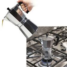 Demitasse coffee is a locally owned roaster of fine coffees located in chicago's little italy neighborhood. Coffee Maker Stove Top 6 Cup Espresso Pot Moka Express Makineta Demitasse Cup Ebay