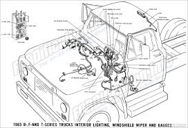 1965 lighting01 and ford f100 wiring diagram