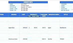 Contact List Spreadsheet Template Excel Database Template